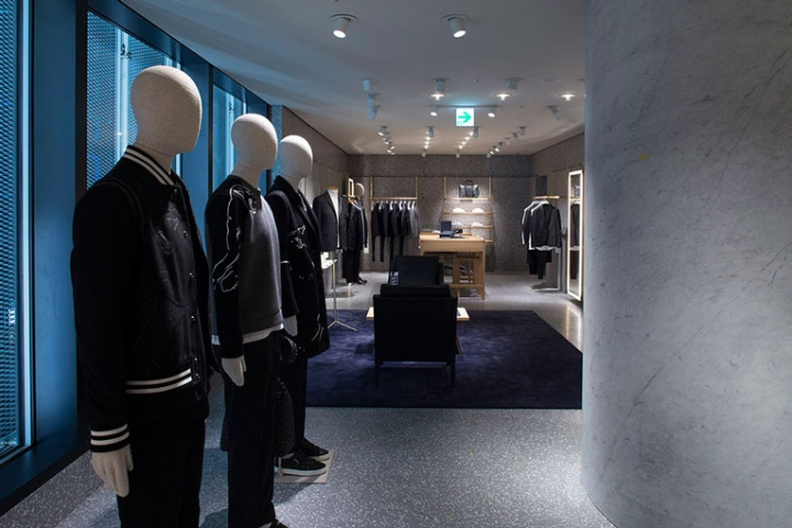 Valentino Flagship Store By David Chipperfield Architects