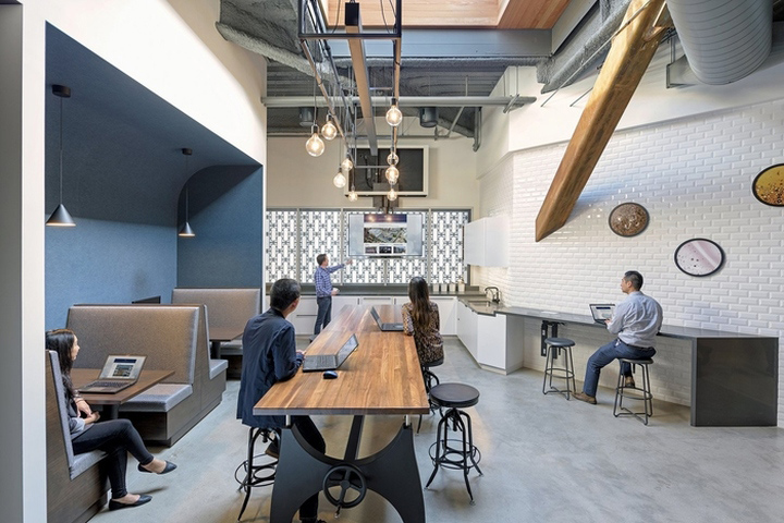 187 Alexandria Real Estate Offices By M Moser Associates