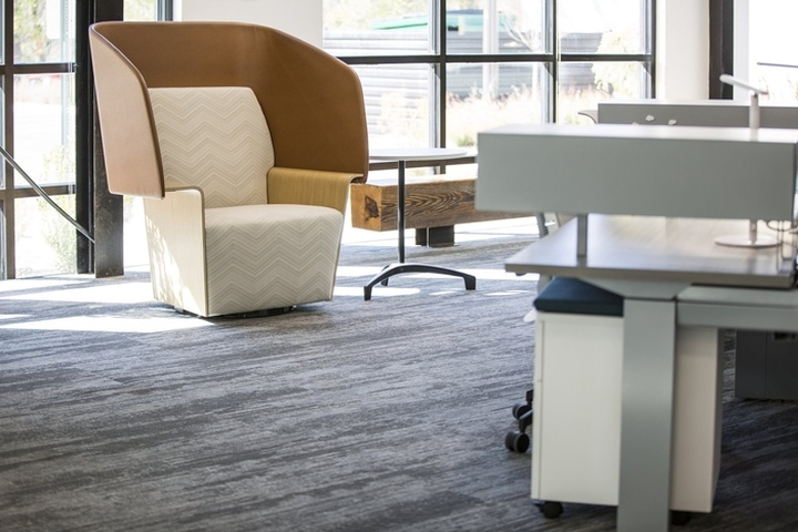 Allow For Multiple Furniture Arrangements Where The Clients Various Products And Furnishings Could Be Proudly Displayed Design Team Collaborated