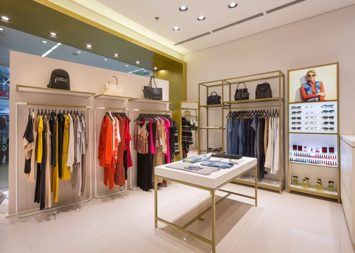 Ana hickmann store by fal design estrat gico s o paulo for Design boutique hotels waldeck hessen