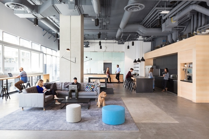 Bench accounting office by perkins will vancouver for Office design vancouver