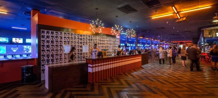 187 Bowlero Bar By Callisonrtkl North Brunswick Township
