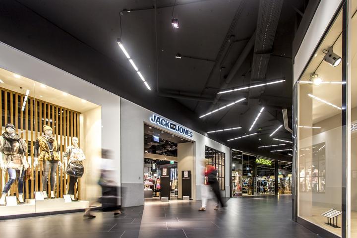 CITYPARK Shopping Mall By JHP Graz Austria