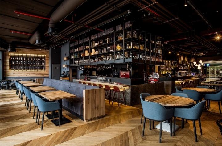 187 Chop Urban Grill Restaurant By Todor Cosmin Cluj Napoca