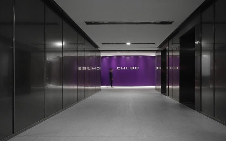 187 Chubb Office By Ida Workplace Amp Strategy Shanghai China