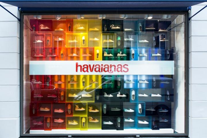 Colette Windows By Studio XAG Paris France Retail