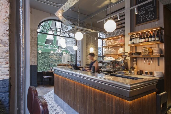 Comptoir cafe wine by b3 designers london uk retail - Comptoir restaurant london ...