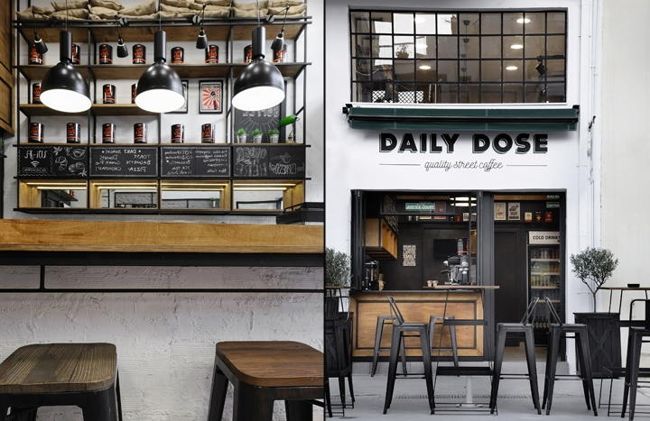 187 Daily Dose Caf 233 By Andreas Petropoulos Kalamata Greece