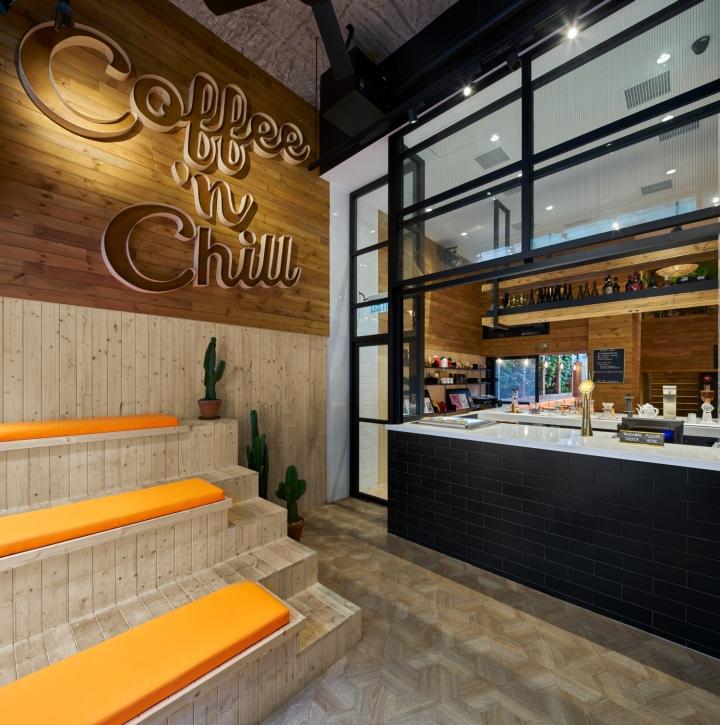 Kitchen Design Hong Kong: Elephant Grounds Coffee Mid-Levels By JJA / Bespoke