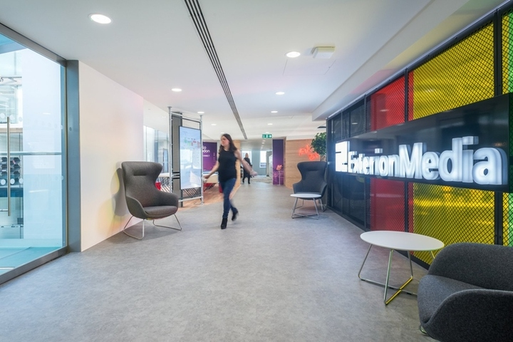 187 exterion media office by office principles london � uk