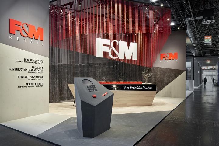F M Retail Premiere At Euroshop 2017 By Simple Düsseldorf Germany