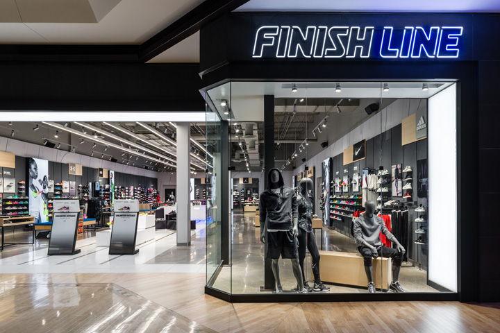 187 Finish Line Store By Callisonrtkl Usa