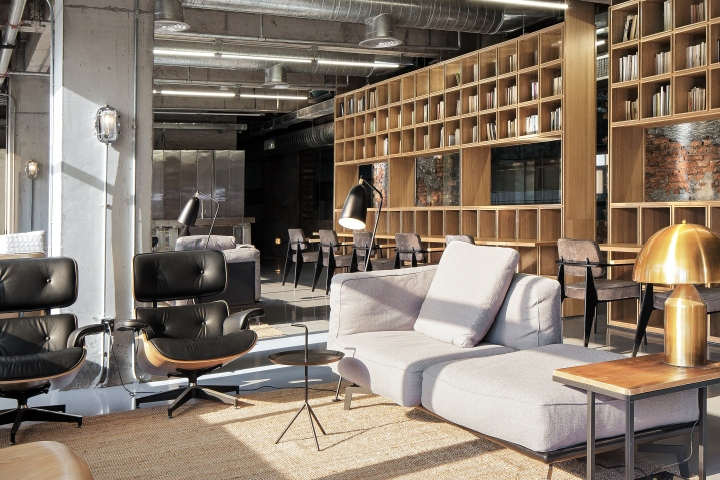 FlaHalo Office By Narration Shenzhen