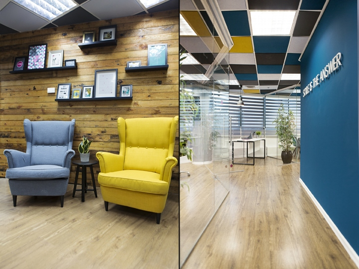 Gofman Creative Office By Dana Shaked Ramat Gan Israel