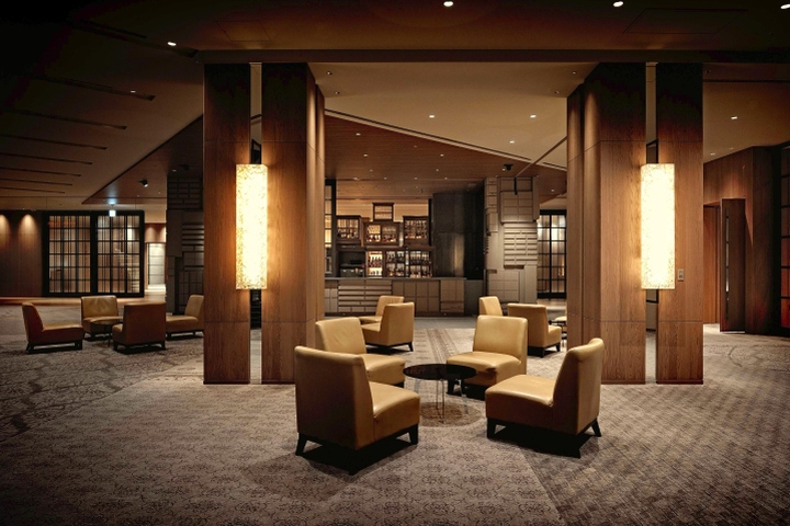 Grand hyatt tokyo hotel by nao taniyama associates for Design hotel japan