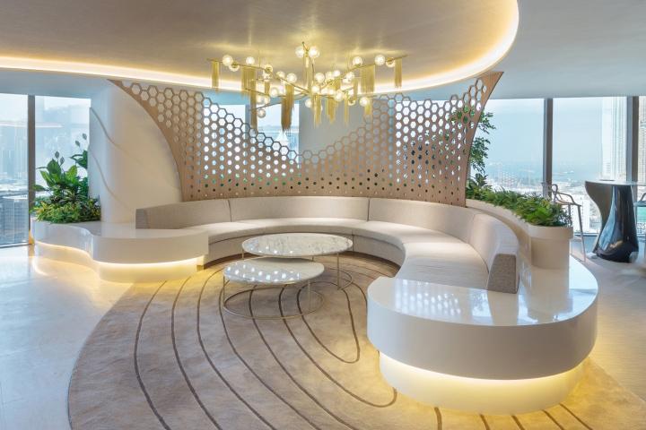 HKIRC medical center by PAL Design Hong Kong Retail Design Blog
