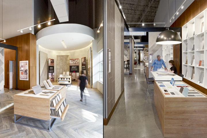 187 Interceramic Showroom By Callisonrtkl San Antonio And
