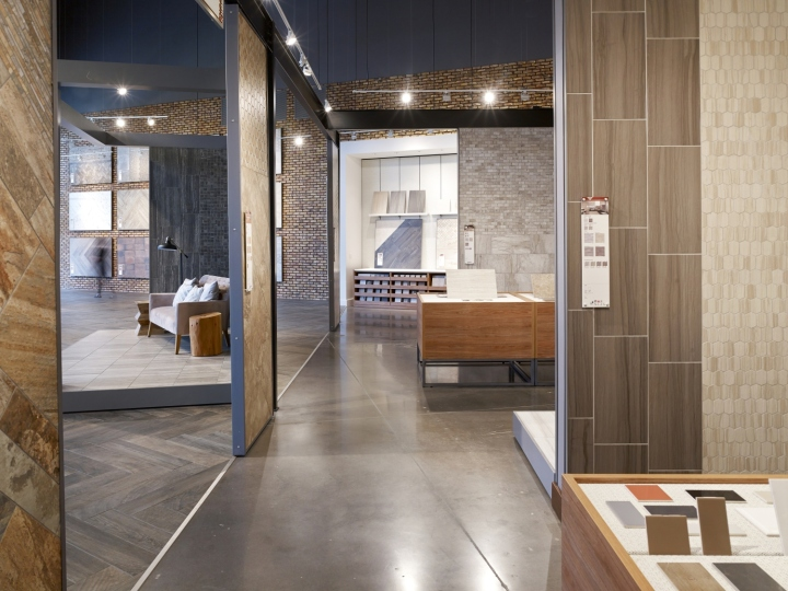 Interceramic Showroom By Callisonrtkl San Antonio And