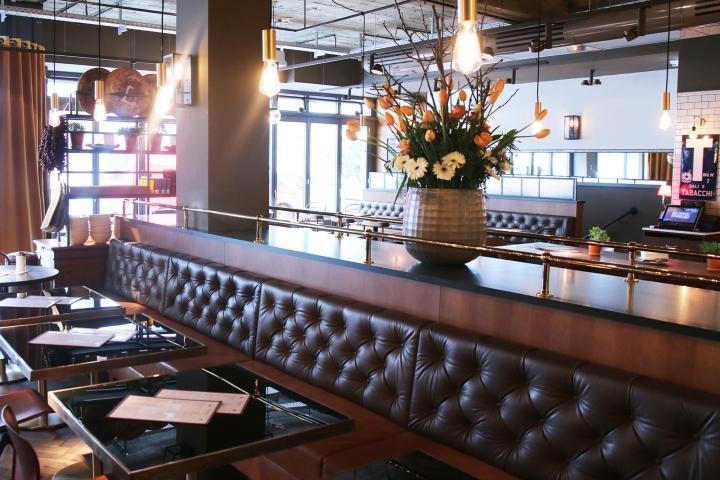 Innenarchitektur Cafe l osteria by dippold innenarchitektur gmbh erlangen germany