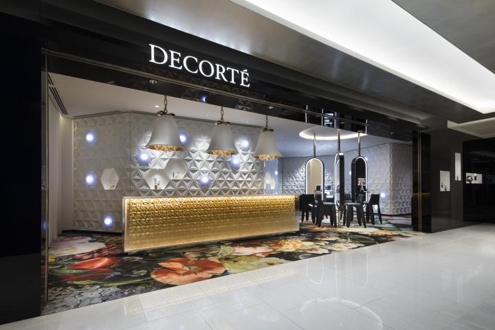 东京Maison Decorté水疗馆设计