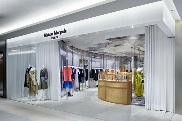 Maison Margiela Retail Design Blog