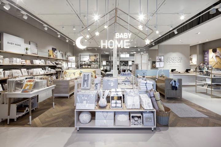 Mamas Papas Store By Dalziel Pow Glasgow UK