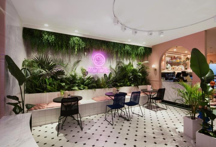 187 Mememi Cafe By Metrocity Design Bono Seoul South Korea