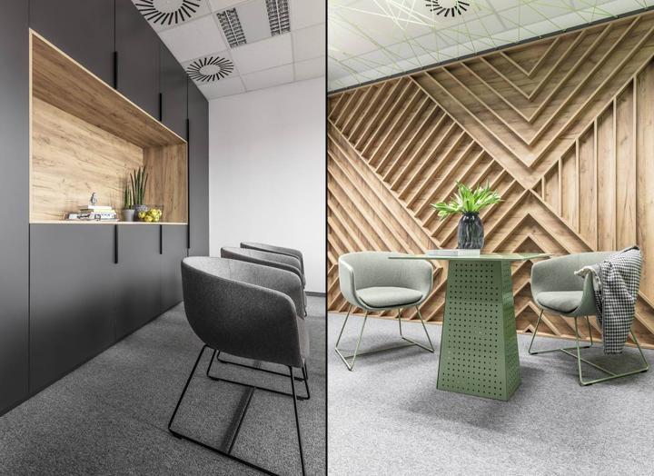 187 Office Space By Metaforma Poznań Poland