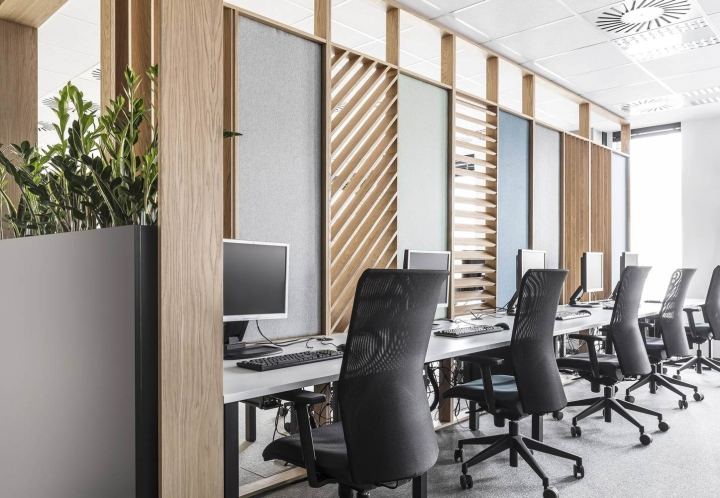 Archdaily 870249 Office Space In Poznan Metaforma