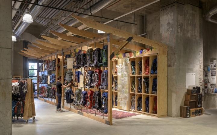 187 Rei Flagship Store By Callisonrtkl Washington D C Usa