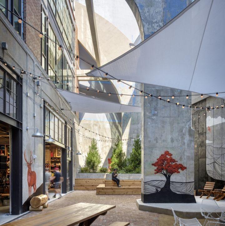 Rei Flagship Store By Callisonrtkl Washington D C Usa