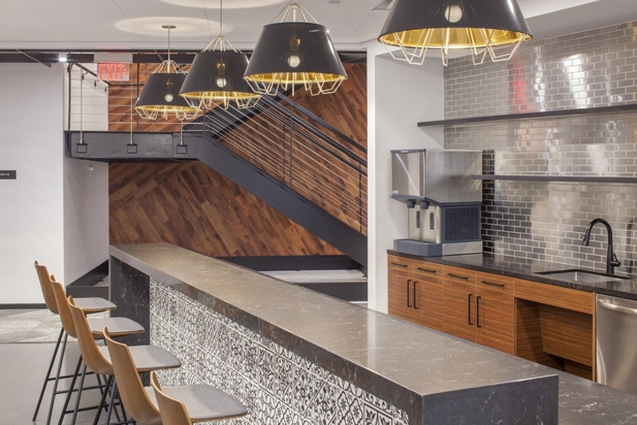 » Spirit Realty Capital Office By IA Interior Architects