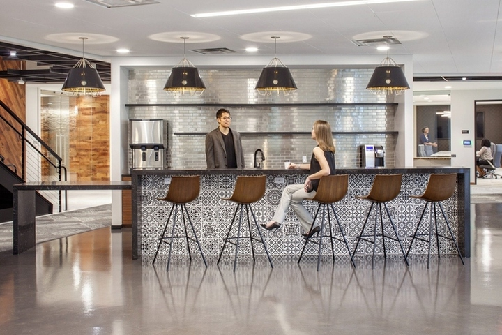 187 Spirit Realty Capital Office By Ia Interior Architects
