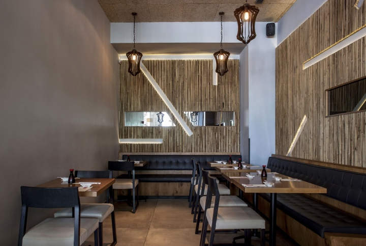 u00bb transit restaurant by portal architects  rehovot  u2013 israel
