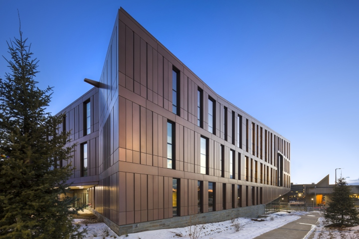 University of Massachusetts, Design Building