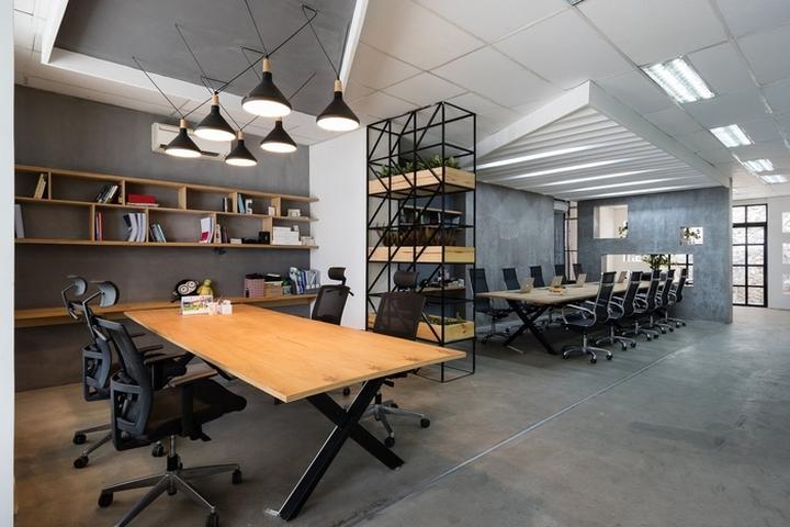Zigvy Corporation Office By Arch A Studio Ho Chi Minh