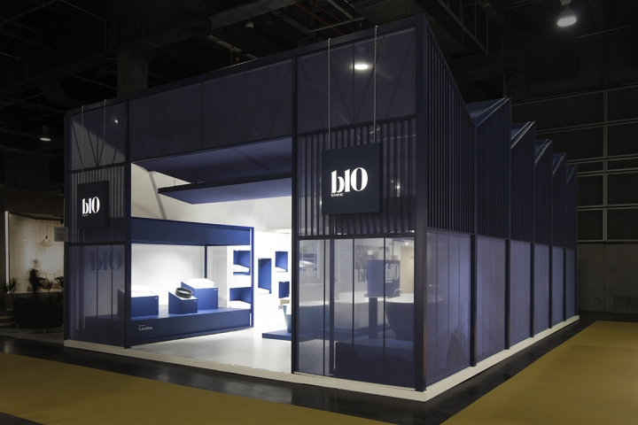 西班牙b10卫浴设备展厅设计