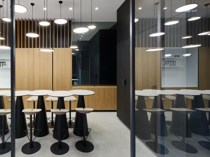 bw live office by studio alexander fehre munich germany retail design blog. Black Bedroom Furniture Sets. Home Design Ideas