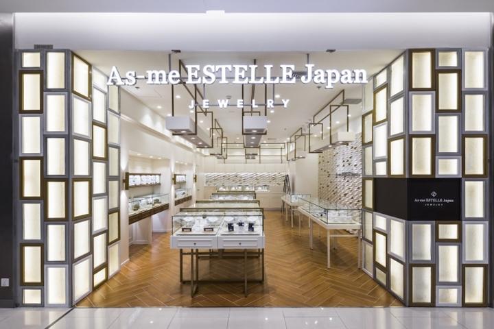 As me estelle store by design & creative associates ho chi minh