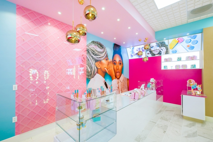 Beauty Bakerie Store by Mindful Design Consulting San Diego