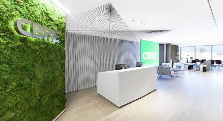 cbre green building australia pdf
