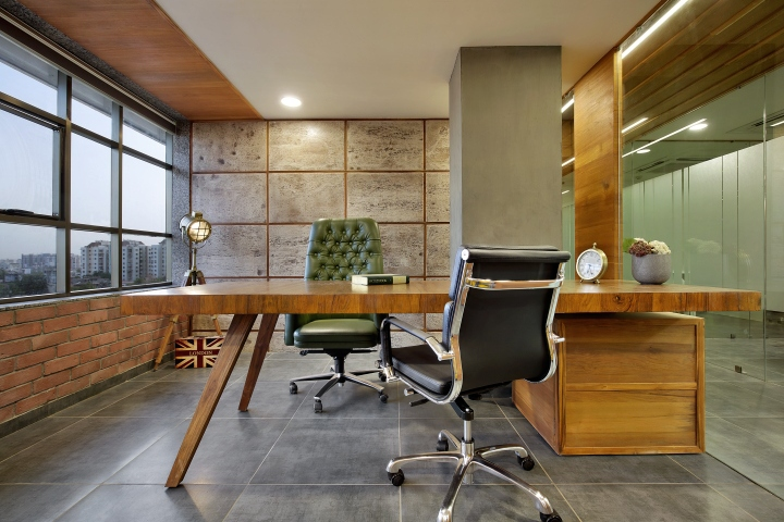 Cmarix Technolab Pvt Ltd Office By Adhwa Architecture Ahmedabad India