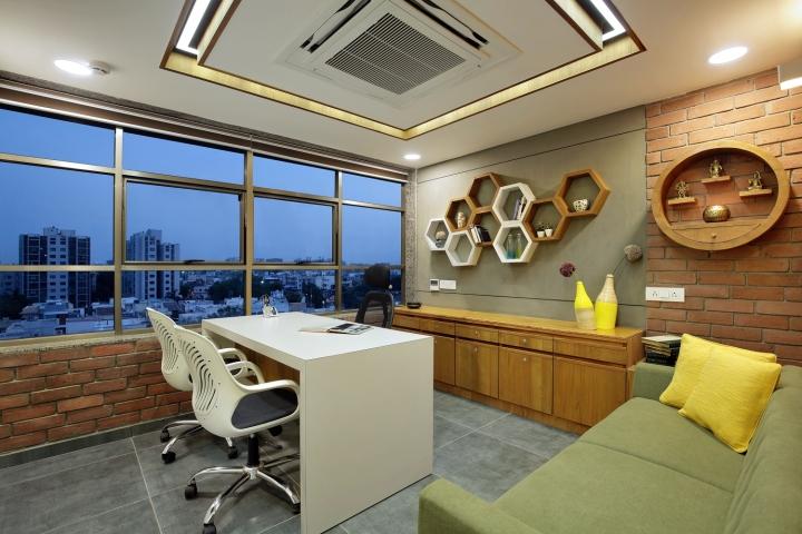 187 Cmarix Technolab Pvt Ltd Office By Adhwa Architecture