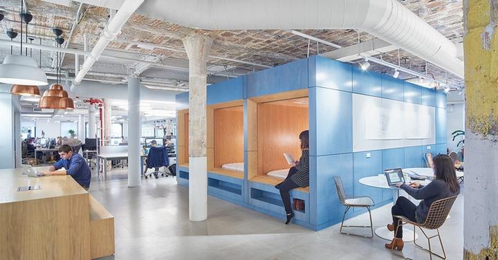 Casper Office By Float Studio New York City 187 Retail