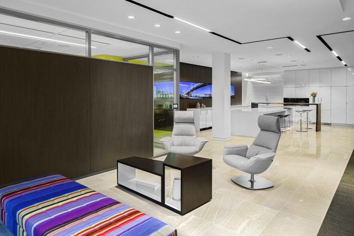 ... Unique Solutions For Their Spaces, And Serves As A Physical  Representation Of The Many Solutions That Corporate Interiors Brings To The  Marketplace.