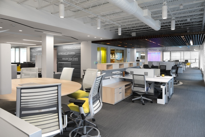 Incroyable Within This Space Is A Selection Of Quality Commercial Furniture Solutions  From Steelcase, Coalesse, Designtex Fabric, Terrain Mill Work And  Cabinetry, ...