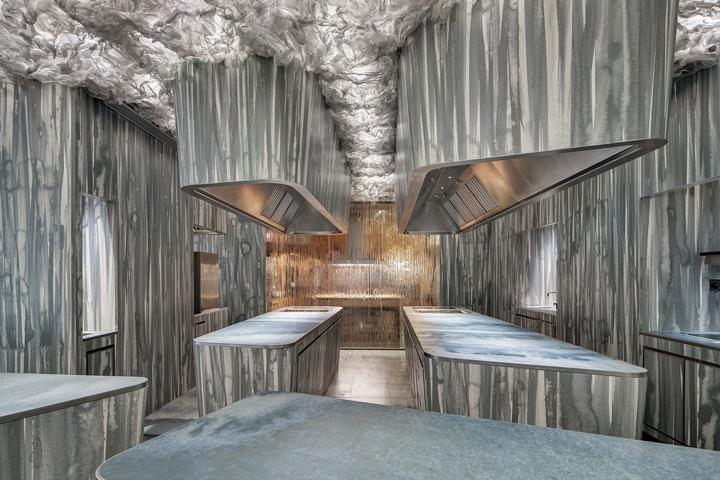 巴塞罗那Enigm餐厅设计