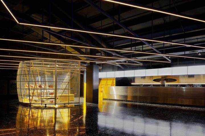 巴塞罗那Filmax电影院设计
