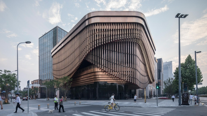 Fosun Foundation Cultural Centre By Foster Partners And