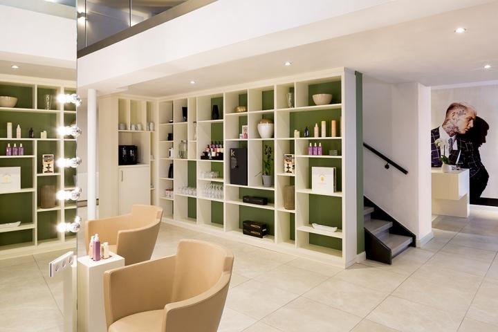 Harisis Hairdressing Salon Lippstadt Germany Retail Design Blog